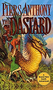 The Dastard (Xanth Book 24) by [Piers Anthony]