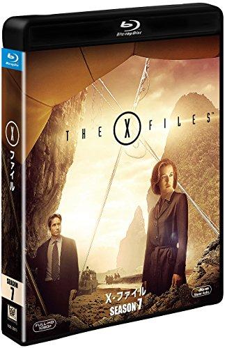 David Duchovny - The X-Files: Seventh Season (6 Blu-Ray) [Edizione: Giappone]