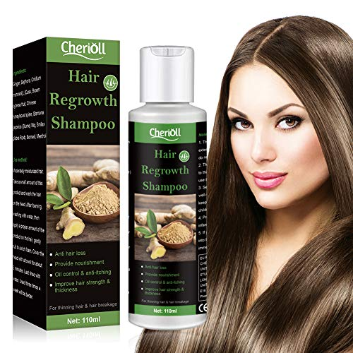 Hair Loss Shampoo, Hair Growth Shampoo, Anti-Hair Loss, Extra Strength Hair Growth Treatment