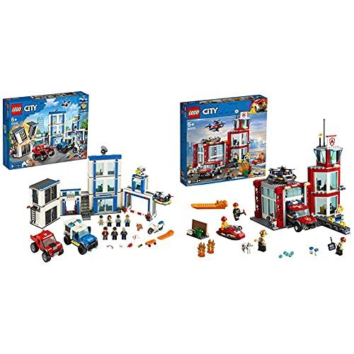 LEGO60246CityPolizeistation,Bause...