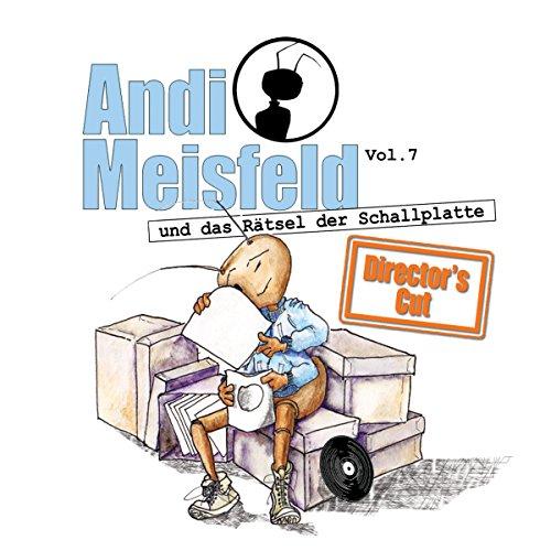 Andi Meisfeld und das Rätsel der Schallplatten [Director's Cut] Titelbild