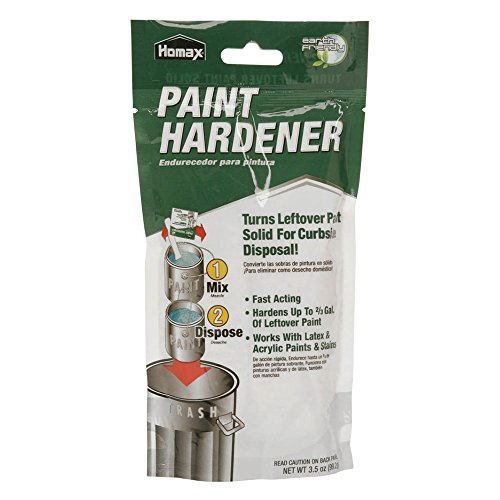 Homax41072035354 Paint Hardener 35 oz Paint Solidifier
