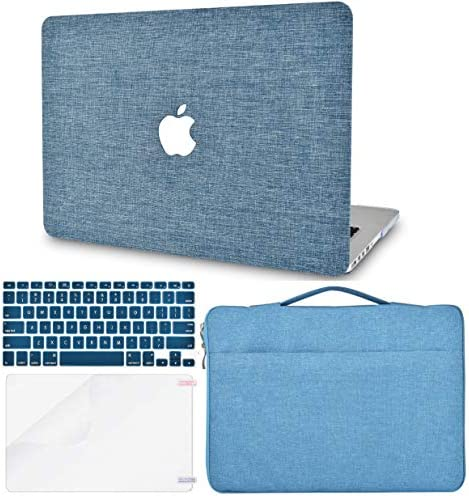 KECC Laptop Case Compatible with MacBook Pro 13 2021 2020 Touch Bar w Keyboard Cover Sleeve product image