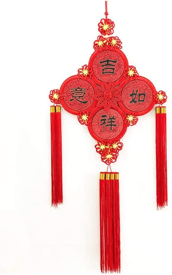 XIAOLI Chinese National products Tassel Spring Decor New mail order Home Festival