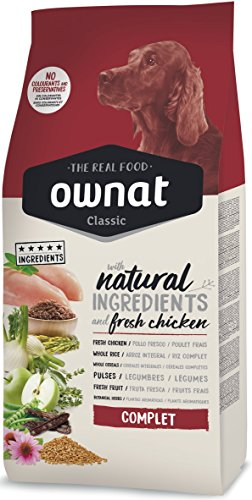 Ownat Dog Classic Complete 4000 g