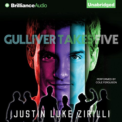 Gulliver Takes Five audiobook cover art