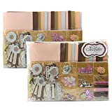 Jiulyning DIY Handmade Greeting Card Kit for Holiday...