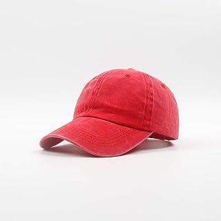 قبعة ناعمة قبعة الصيف قبعة بيسبول في الهواء الطلق غسلها قبعة بيسبول مصنوعة من رعاة البقر قبعة الشمس قبعة رياضية قديمة