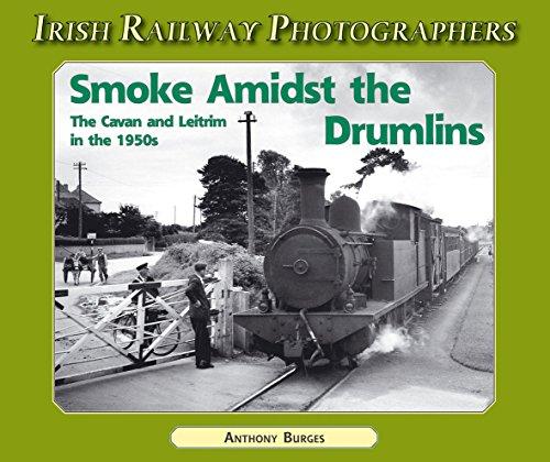 Smoke Amidst the Drumlins (Irish Railway Photographers)
