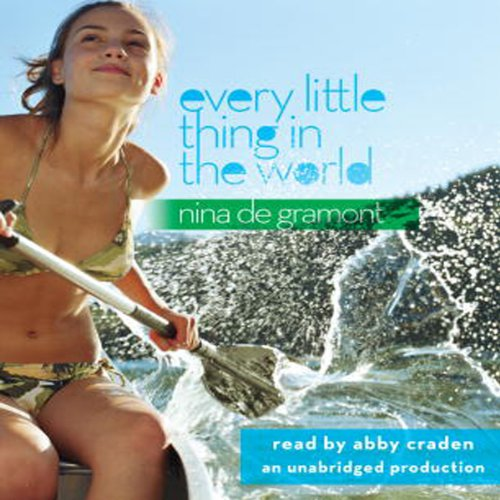 Every Little Thing in the World                   Written by:                                                                                                                                 Nina de Gramont                               Narrated by:                                                                                                                                 Abby Craden                      Length: 7 hrs and 49 mins     Not rated yet     Overall 0.0