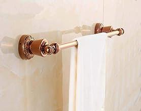 MBYW moderne minimalistische hoge dragende handdoek rek badkamer handdoekenrek Rose goud gesneden handdoek rek/enkele hand...