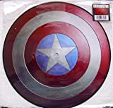 Marvel's Music from Captain America [Vinyl LP]
