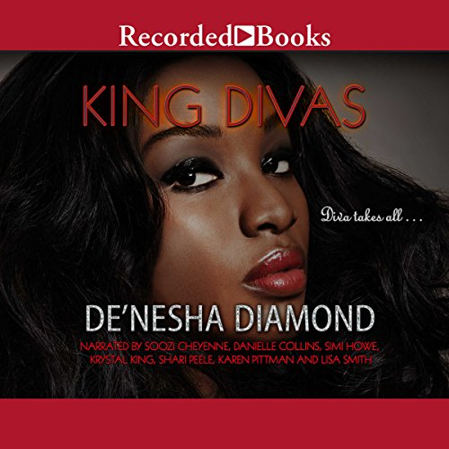 King Divas audiobook cover art