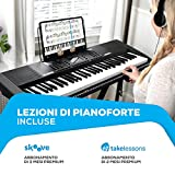 Zoom IMG-2 alesis melody 61 mkii pianola