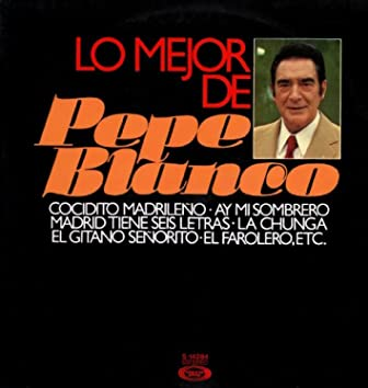 Lo mejor de Pepe Blanco
