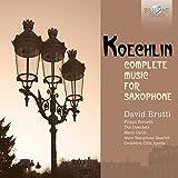 24 Duos, Op. 186 for Two Saxophones: No. 21 in B Minor. Andante pas trop Lent - Canon à la quinte, modulant
