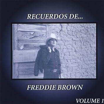 Recuerdos De Freddie Brown Vol. 1