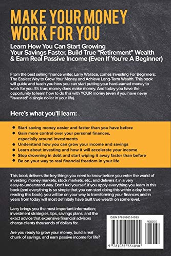 51wBH0OdSIL - Investing for Beginners: The Easiest Way to Grow Your Money and Achieve Long-Term Wealth