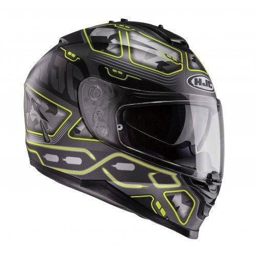 HJC Casco Moto IS17 URUK MC4HSF S