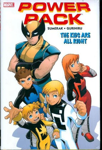 Power Pack: The Kids Are All Right HC