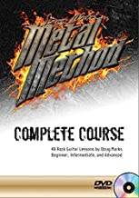 Complete Rock Guitar Course - All 4 Stages (Includes: 8-DVD package, video, tab, play along backing tracks, animated tab)