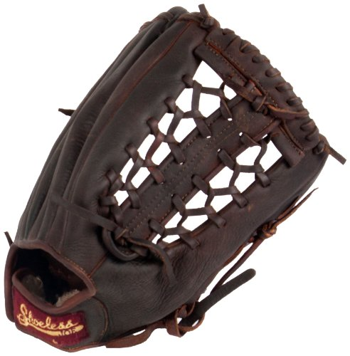Shoeless Joe Gloves Modified Trap Brown Glove