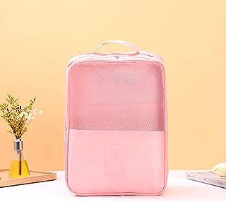 Waterproof Shoes Storage Bag Travel Clothes Organizer Pouch Oxford Zipper Slipper Organizer Storage Pocket Bags|Storage Bags|