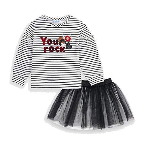 Conjunto falda tul niña de Mayoral modelo 4993 (3 años)