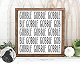 """It is easy to hang on wall, or put it on shelf too.Convenient and exquisite. SIZE AND MATERIAL: 7"""" x 7"""" inches, made of wood,light weight and looks nice,a cute and funny statement piece for bathroom decor, office decor, or any other home decor GOOD I..."""