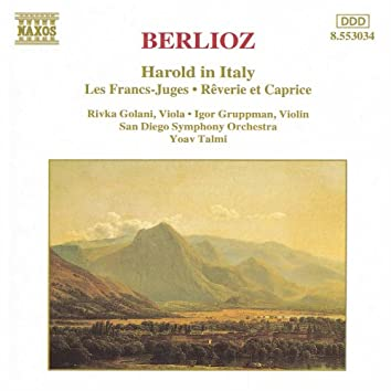 Berlioz: Harold in Italy / Les Francs-Juges