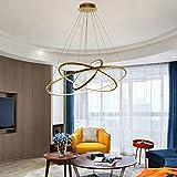 LED de luz empotrado en el techo Araña de acero inoxidable / Iluminación moderna y sencilla de la sala de estar redonda / Tienda de ropa Peluquería Salón de belleza / Lámpara Lde / Pantalla de silicon