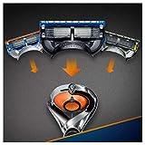 Zoom IMG-1 gillette fusion proglide flexball rasoio