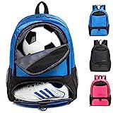 Youth Soccer Bags -Boys Girls Soccer Backpack Basketball...