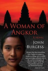 A Woman of Angkor book cover