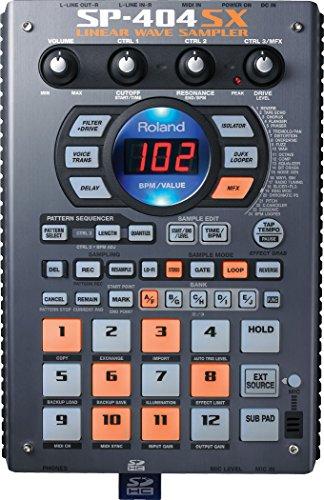 Roland SP404SX - Sp404 sx caja de ritmos
