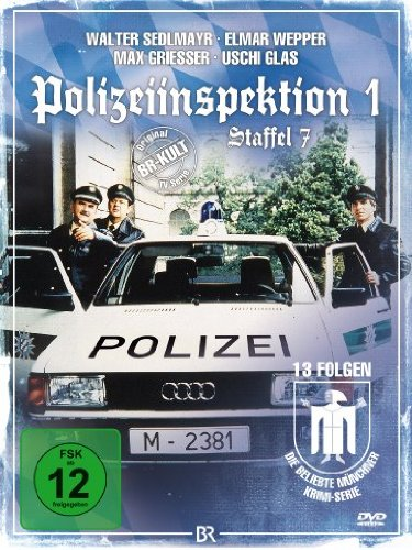 Polizeiinspektion 1 - Staffel 07 [3 DVDs]