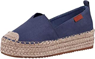 95sCloud Zapatillas de mujer Slip On Low Top Wedge Slip On Low Top Wedge Zapatillas de deporte para el tiempo libre Zapati...