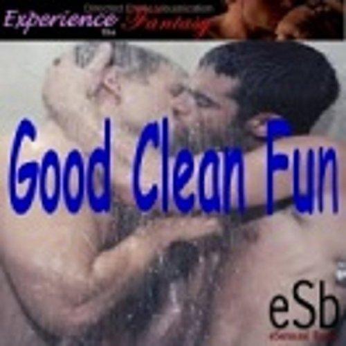 Good Clean Fun audiobook cover art