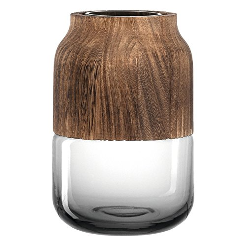 LEONARDO HOME 029902 COLLETTO Vase, Glas