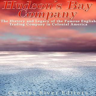The Hudson's Bay Company cover art