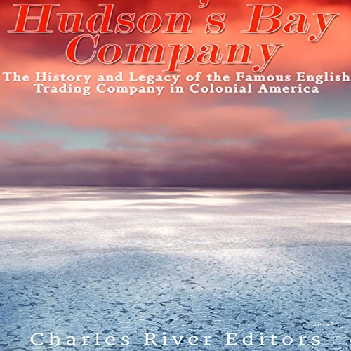 Couverture de The Hudson's Bay Company