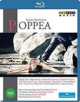 クラウディオ・モンテヴェルディ:「オルフェウス」「オデュッセウス」「ポッペーア」[Blu-ray, 3Discs]