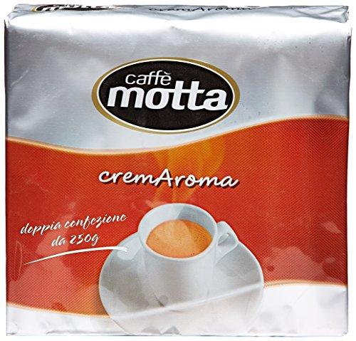 Motta - Miscela Di Caffe' Torrefatto E Macinato, 2 X 250 G - 500 G