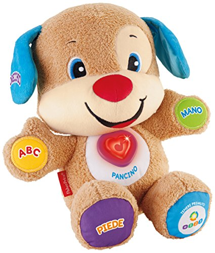 Fisher-Price CDL24 – Smart Stages Der Hund