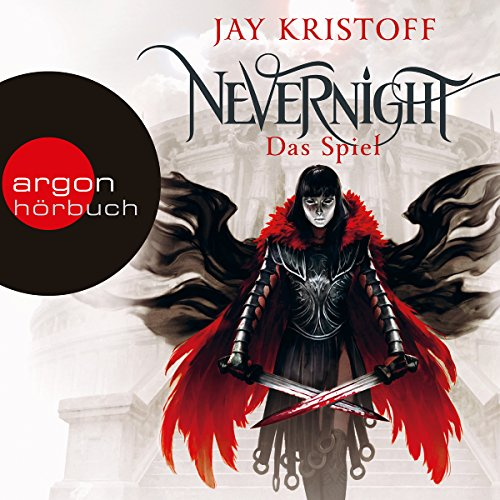 Das Spiel (Nevernight 2) audiobook cover art