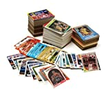 NBA Basketball Card Collector Box Over 500 Different Cards. Great Mix of players from the last 25 years. Ships in a new brand new factory sealed white box perfect for gift giving.