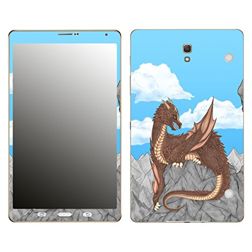 'Disagu SF 106097_ 1103Designer Film for Samsung Galaxy Tab S with Phone with German Motif'Wyver Small Clear