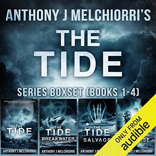Page de couverture de The Tide Series Box Set (Books 1-4)
