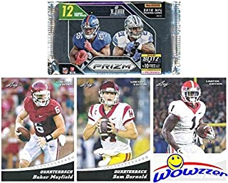 2018 Panini Prizm NFL Football Factory Sealed HOBBY Pack with AUTOGRAPH or  PRIZM   (2 3044f3111
