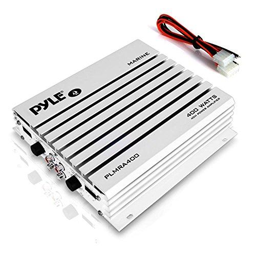 PLMRA400 Marine Amplifier